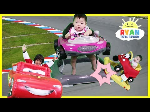 Babies And Kids Racing Cars 3 Lightning McQueen