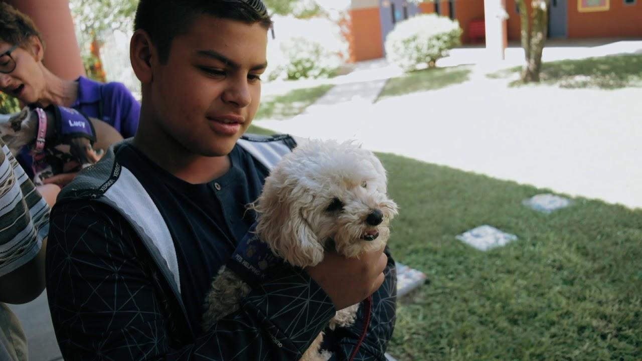 Gabriel's Angels | Pets Helping Kids