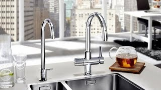 Grohe Red Duo - making life easier