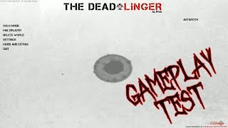 [PC] The Dead Linger Alpha Gameplay Full HD