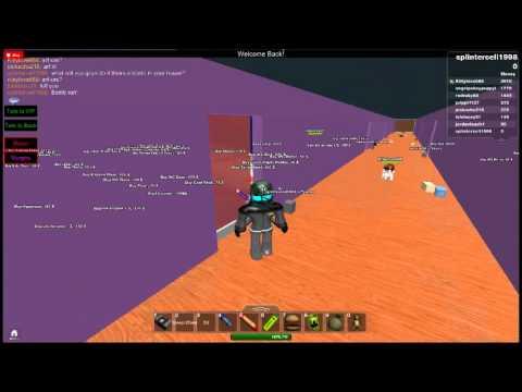 Roblox C4 fun prank.