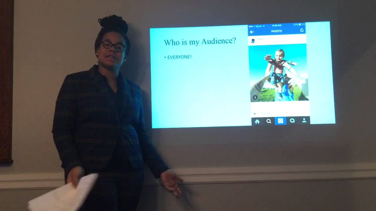 fbla competitive event gabrielle williams sales presentation youtube