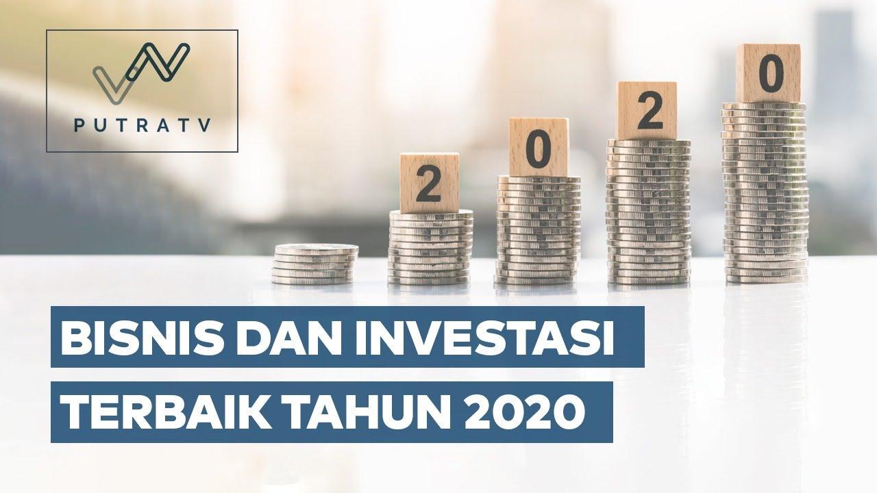 investasi terbaik di tahun 2020