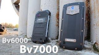 blackview BV7000 Pro против BV6000. Кто же лучше?