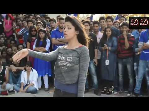 Girls Vs Boys College Dance Competition | IIT DELHI