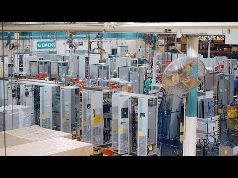 Siemens GA400 – World Class Design, Manufacture and Services