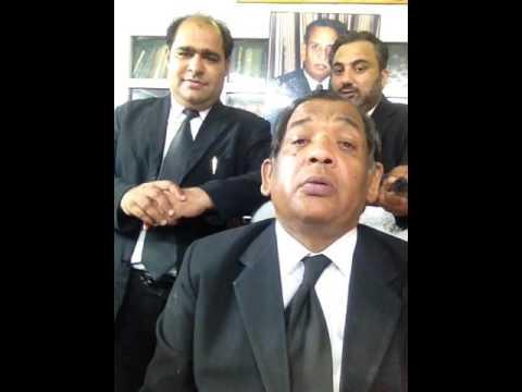 Ramzan greetings from The Law Society Pakistan Law Firm & Bajwa Law Chambers