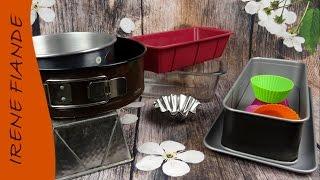 Помощники на кухне. Мои  формы для выпечки(Кухонные помощники. Мои формы для выпечки. Видео обзор форм для выпечки:для бисквитов, пирогов, маффинов...., 2015-12-01T14:30:00.000Z)