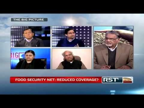 The Big Picture - Food Security Net: Reduced coverage?