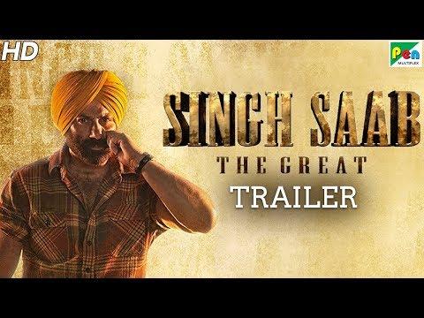 Singh Saab The Great (HD) Official Hindi Movie Trailer   Sunny Deol, Urvashi Rautela