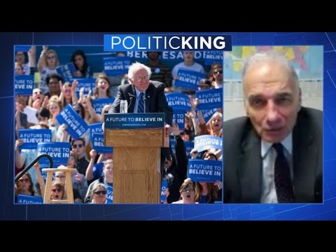 Ralph Nader on 2016 Race: U.S. Has Reached New Low | Larry King Now | Ora.TV