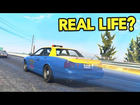 GTA 5 Mods - REAL LIFE MOD! (GETTING A JOB Part 1)