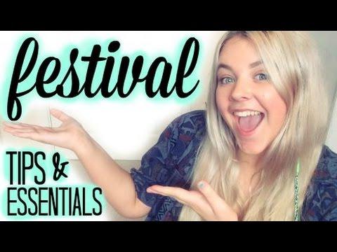 FESTIVAL TIPS & ESSENTIALS | Em December