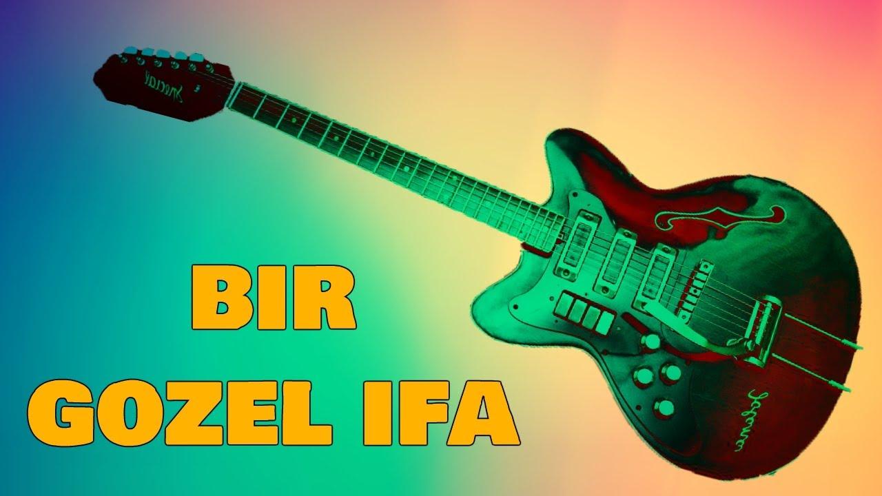 Bir Gozel Ifa Qulag Asmaga Deyer Popuri   Gitara   İfaçı: Mehemmed Agcabedili
