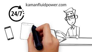 New Kaman Fluid Power Website