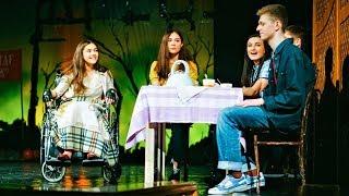 Сургутский театр показал спектакль о социализации детей с ОВЗ
