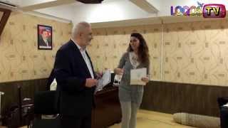 Loqos Psixalogiya və Nitq İnkişafı Mərkəzi. Psixoloq Şamil Taşayevin seminarının sonuncu günü.