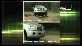 yokohama geolandar a t product video