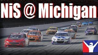 [15/36] 2018 NASCAR iRacing Series @ Michigan