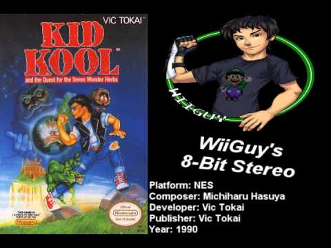 Kid Kool and the Quest for the Seven Wonder Herbs (NES) Soundtrack - 8BitStereo