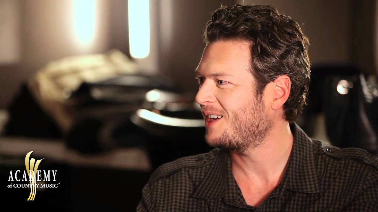 Stop 'N Chat with Blake Shelton- Academy of Country Music