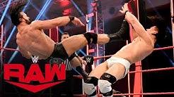 Drew McIntyre vs. Angel Garza: Raw, April 20, 2020