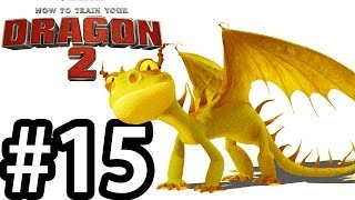 How To Train Your Dragon 2 Gameplay Walkthrough - Golden Terrible Terror 15 FINAL + Cloudjumper