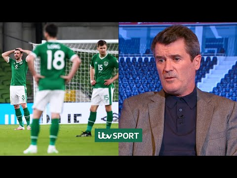 The stats are scary! 🇮🇪❌  | Roy Keane on Ireland's defeat to Luxembourg