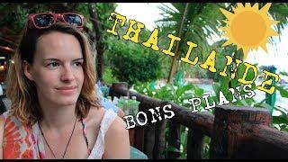 Vlog et Bons Plans de Thailande