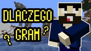 Dlaczego zacząłem grać w Minecraft? Kwadratowa Masakra?