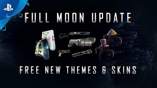 Prey: Mooncrash - Full Moon Update Trailer | PS4 thumbnail