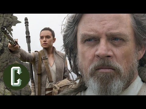 Star Wars: The Last Jedi: New Details on the Footage Screened - Collider Video