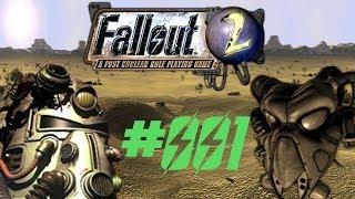 Lets Play: Fallout 2 #001 - Krieg, Krieg bleibt immer gleich
