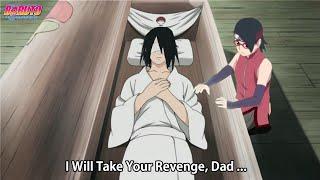Naruto Gives Sasuke Eyes to Sarada   Sarada Wants to Take Sasuke's Revenge