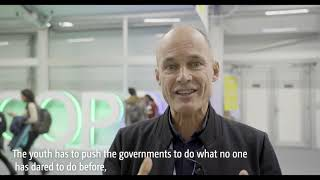 Bertrand Piccard's message to the youth