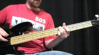 You Are Good - Bass Guitar