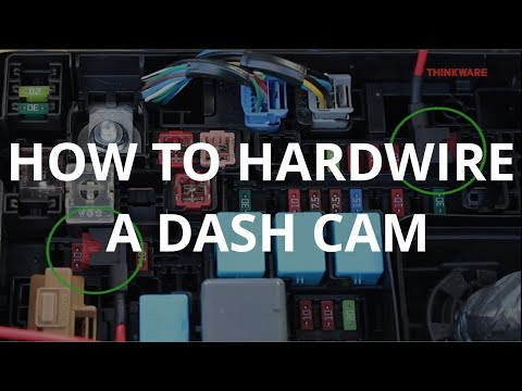 How To Hardwire A Dash Cam