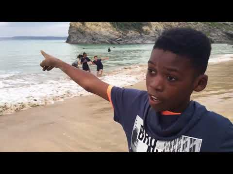 City Kids Surfing with Finisterre 2017