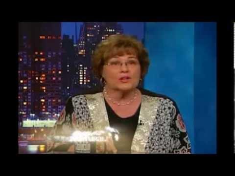 """Peggy Joyce Ruth - Isteni Védelem (91.Zsoltár) - Sid Rothal az """"EZ TERMÉSZETFÖLÖTTI"""" műsorában (HUN)"""