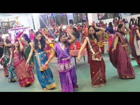 Garba Dance ..navaratri 2015