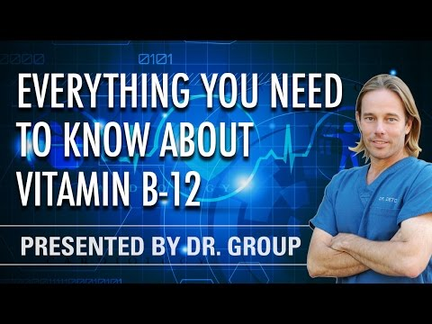 Everything You Need to Know About Vitamin B-12