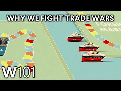 Trade Wars: A Look At The Smoot-Hawley Tariff | World101