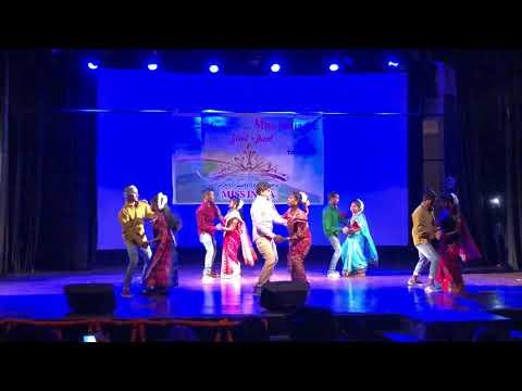 Santali song dance  Chumki Laga  AISFA MISS INDIGENOUS 2018 thumbnail