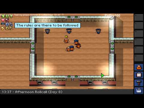 The Escapists - Escape from HMP Suibhne