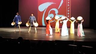 MLH | Hat Dance | San Jose Tet Festival (2016)
