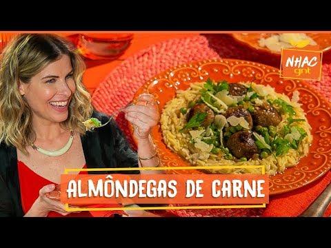 Almôndegas de carne com hortelã e limão | Cozinha Prática | Rita Lobo
