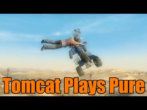 Tomcat Plays: Pure