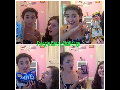 Foreign Candy Challenge