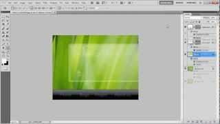 How to Create Menu in Photoshop