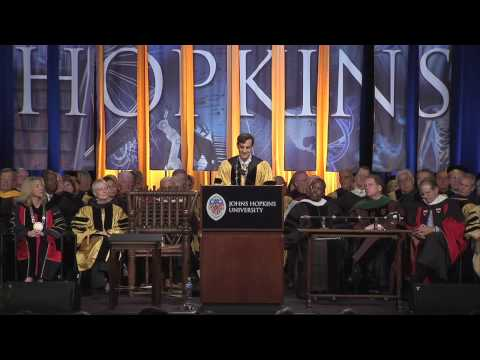 Johns Hopkins University President Ron Daniels Ina...